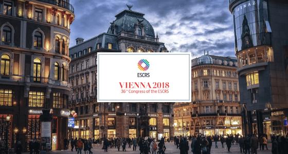 ESCRS 2018, Vienna.