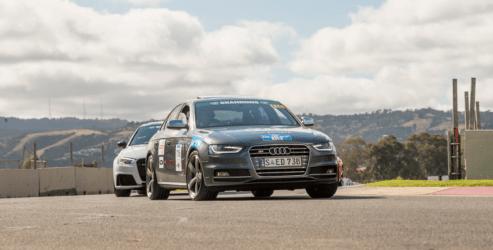Frey after hours: Adelaide Motorsport Festival 2018.