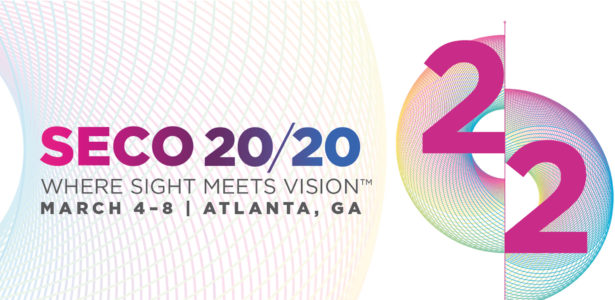 Frey exhibits at Southeastern Educational Congress of Optometry (SECO) 2020, Atlanta.