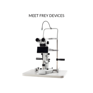 Frey slit lamp SL-110 with digital imaging system SLI-200