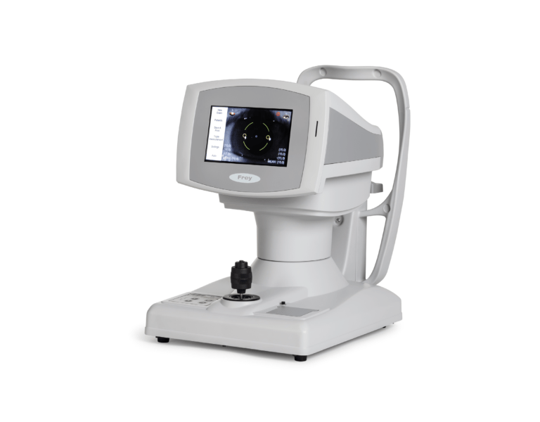 Frey Tonometer for eye diagnostics, eye pressure covid-19 devices disinfection